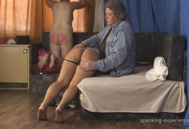 EXP471 77 m 380x260 - spanking-experience - MP4/HD - (EXP471) Vicky & Anita - The Task of the Godfather (part 1)