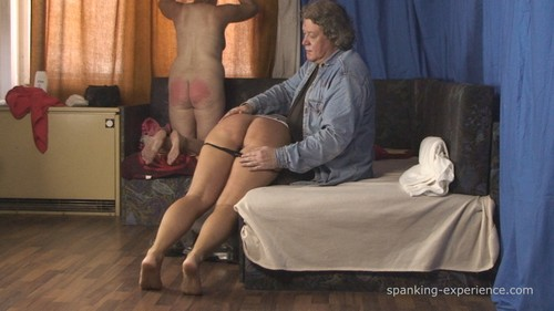 EXP471 77 m - spanking-experience - MP4/HD - (EXP471) Vicky & Anita - The Task of the Godfather (part 1)