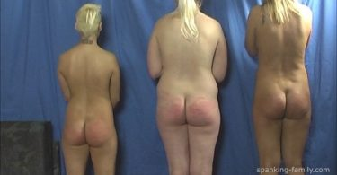 FAM0816 001 m 375x195 - spanking-casting - MP4/HD - (CAS-437)  Vicky - 25 Strokes with Cane and Horsewhip