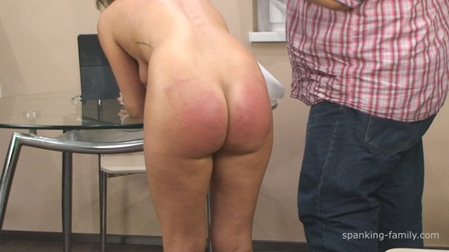 FAM0827 038 m - spanking-family - MP4/HD - Episode: 0827. Fourth Attempt and the OTK (HD)