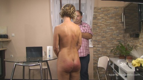 FAM0827 060 m - spanking-family - MP4/HD - Episode: 0827. Fourth Attempt and the OTK (HD)