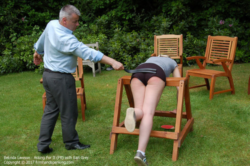 asking fb002 m - firmhandspanking – HD/MP4 – Belinda Lawson - Asking for It FB