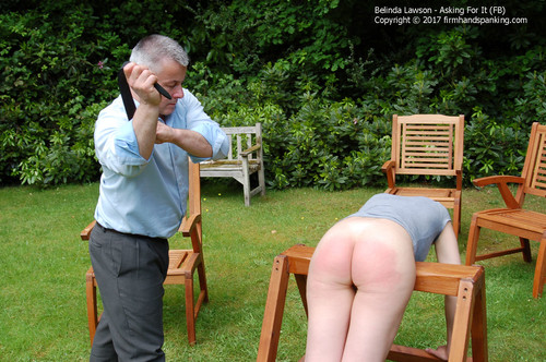 asking fb021 m - firmhandspanking - HD/MP4 - Belinda Lawson - Asking for It FB
