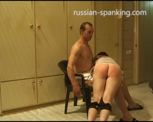 rs16b 01 m - russian-spanking – MP4/SD – RS16B Check up spanking