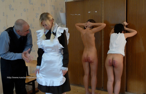 rs66c 02 m - russian-spanking – MP4/SD – RS66c Private School for Russian Girls part 3