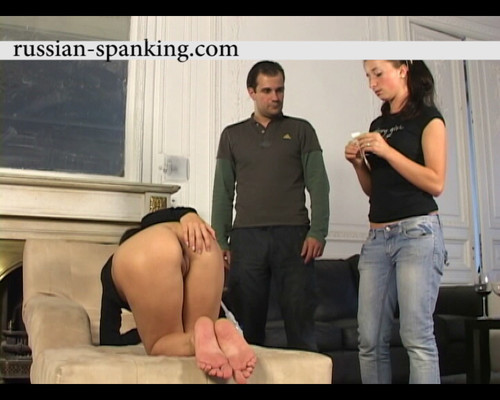 rs68 02 m - russian-spanking – MP4/SD – RS68 Sneaky Girlfriend