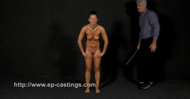 sandra114 001 m 375x195 - assumethepositionstudios - MP4/HD - Casey Plugged and Paddled - 2 Broken Curfew