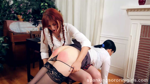 snapshot20171215231620 m - spankingsororitygirls - MP4/Full HD - VERNOICA SPANKS TEACHER SNOW