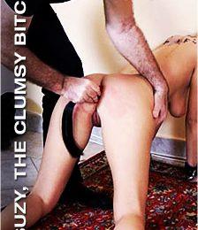 suzy2 poster 224x260 - ep-cinema – MP4/SD – Suzy, The Clumsy Bitch SCENE 2