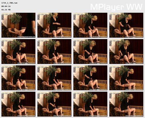 1739 2 700 Preview m - bispanking - Burns and Claire - RM/SD - Claire's Masturbation Torture (Part 1)