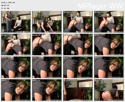 3428 2 700 Preview m - otk-spankings –  Isabel - RM/SD – OTK Spanking