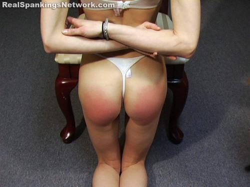 3585 011 m - otk-spankings - RM/SD - Abbey's OTK Hand Spanking
