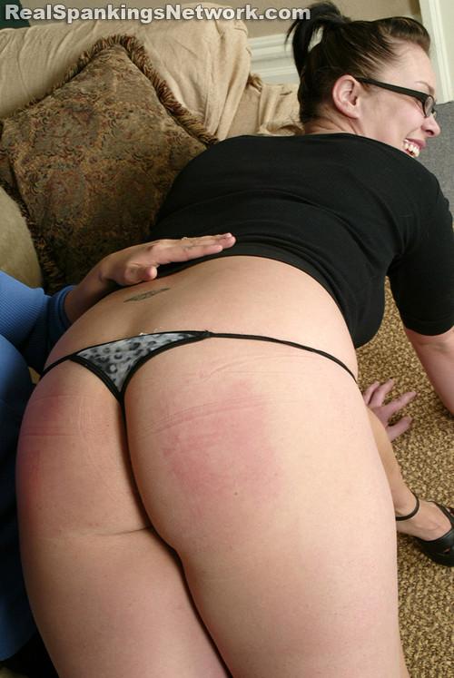 4524 017 m - otk-spankings – Isabel - RM/SD - Spanked for Careless Behavior