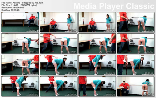 thumbs20180119140424 m - realspankingsinstitute – Adriana - MP4/Full HD - Strapped by Joe