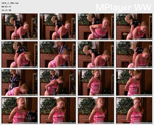 1836 2 700 Preview m - spankingteenjessica – RM/SD – Jessica Paddled for Not Taking Care of the Car (Part 2)