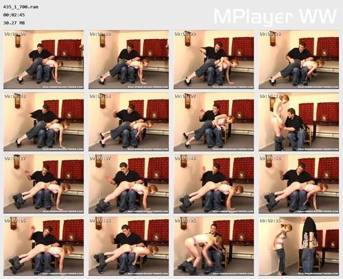 435 1 700 Preview m - spankingteenjessica – RM/SD – OTK HandSpanking