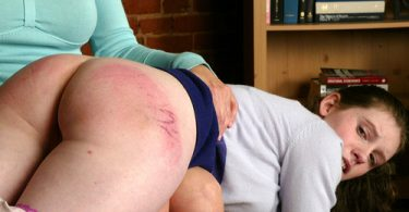 4520 065 m 375x195 - realstrappings – RM/SD – Blake Receives a Hard Strapping