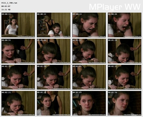 4522 2 700 Preview m - spankingbailey – RM/SD – Bailey: A Dose Of the Hairbrush