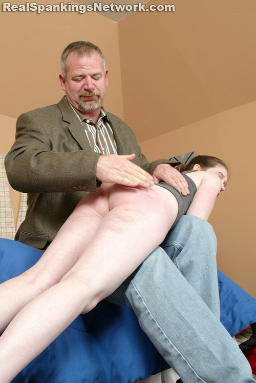 6403 010 m - otk-spankings – RM/SD – Spanked into Confessing