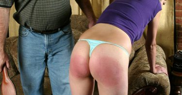 7311 055 m 375x195 - spankingbailey – RM/SD – Bailey: A Dose Of the Hairbrush