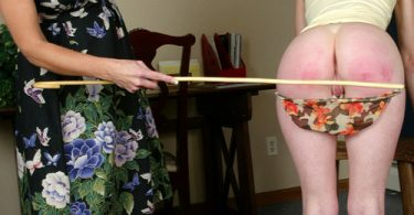 7645 040 m 375x195 - realspankings – MP4/Full HD – Rose: Strapped with Breasts Exposed