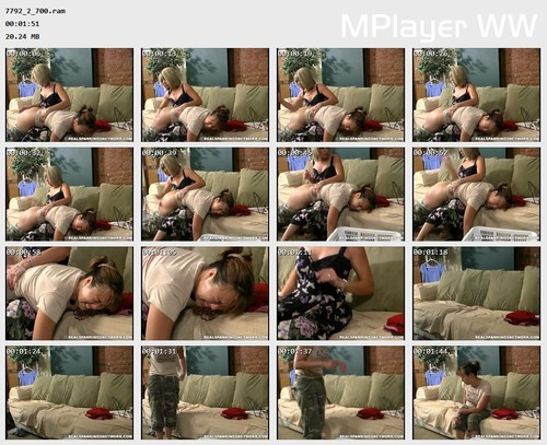7792 2 700 Preview m - otk-spankings – Cindy – RM/SD – Cindy's Laundry Day