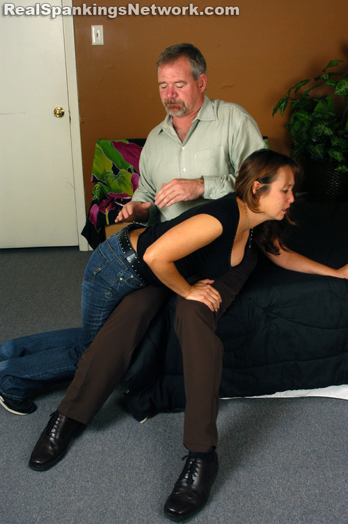 8103 060 m - otk-spankings – RM/SD – Cindy: Spanked and Sent to Bed