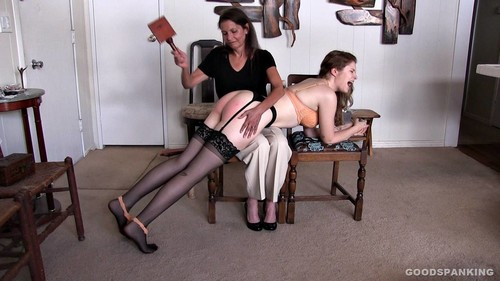 goodspanking – MP4/Full HD –  CHELSEA PFEIFFER,APRICOT – APRICOT NEEDS A SPANKING – PART ONE