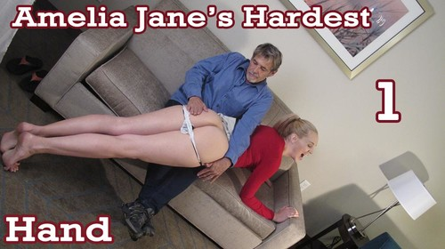 dallasspankshard – MP4/SD – Amelia Hardest 1-2