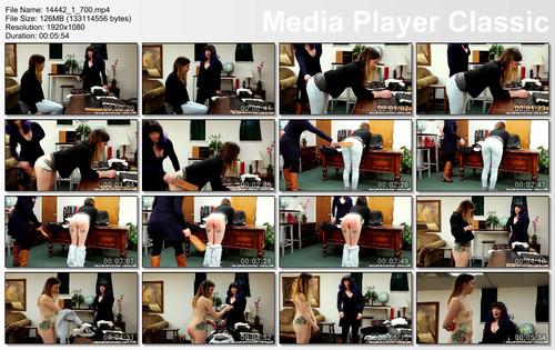 thumbs20180227214003 m - realspankingsinstitute - MP4/Full HD - Sadie's Arrival at The Institute (Part 1 of 2)