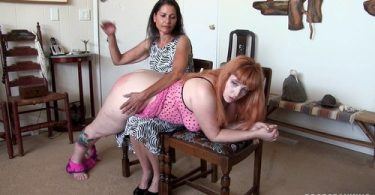 1642 ginger ready spanking 1 0006 m 375x195 - bispanking – RM/SD – Claire & Jasmine Spanked for Snooping