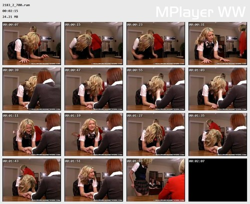 5bd8a53950877 2183 2 700 Preview m - realstrappings – RM/SD – Sarah Strapped By Mrs. Burns