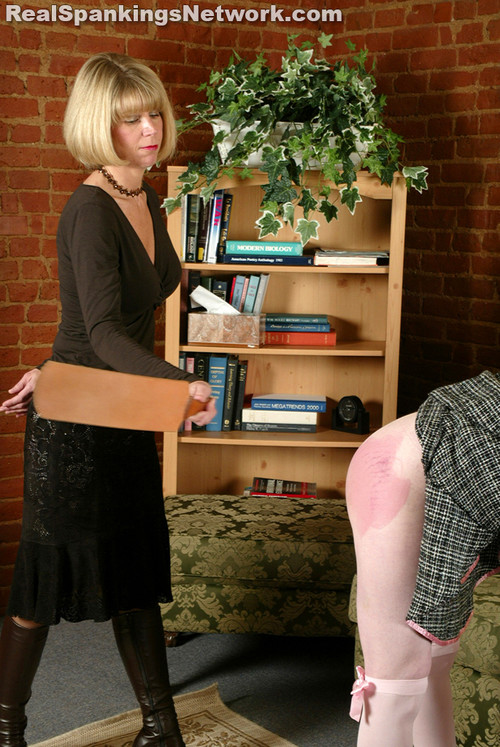8981 013 m - spankingbailey – RM/SD – Bailey Gets Something to Cry About
