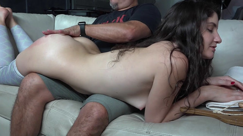 snapshot20180329232535 m - assumethepositionstudios – MP4/HD – THE MASTER,ARIELLE LANE - ARIELLE LANE BARE AND OILED - TAKES HER SPANKING LIKE A GOOD GIRL