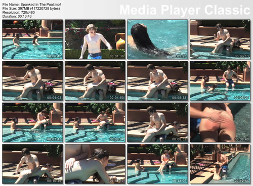 thumbs20180320111826 m - MP4/SD - Spanked In The Pool
