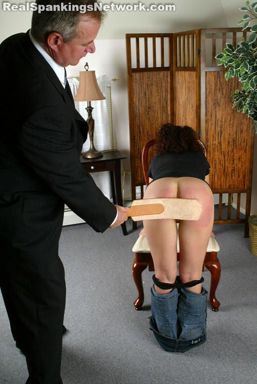 1121 035 m - bispanking – RM/SD – Jasmine: Real Discipline