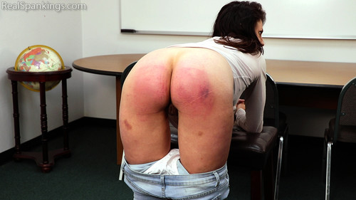 14503 002 m - realspankings – MP4/Full HD – Delta's School Swats