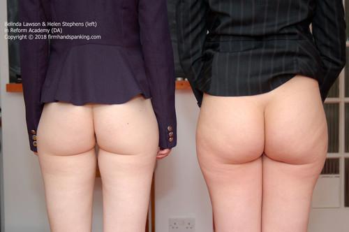 academy da005 m - firmhandspanking - MP4/HD - Belinda Lawson - Reform Academy DA/Belinda Lawson is back at Reform Academy for more bottom-quivering spankings