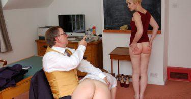 academy da016 m 375x195 - firmhandspanking – MP4/HD – Delta Howser - Artist Discipline A/Creativity needs motivation: struggling artist Delta Howser is soundly spanked!