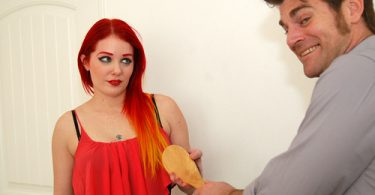 challenge aj001 m 375x195 - firmhandspanking – MP4/HD – Belinda Lawson - End of Term H