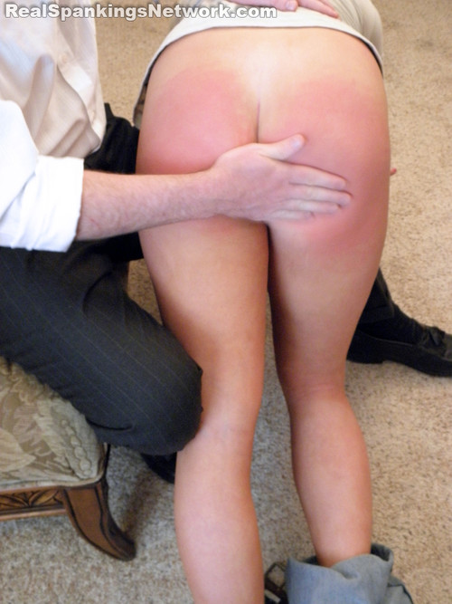 14600 010 m - otk-spankings – RM/HD – Brooke Punished OTK for Taking Mr. M's Phone Charger