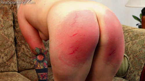 14612 013 m - realspankings – MP4/HD – Punishment Profile: Cara