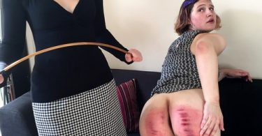 Dreams of Spanking caned at home039 m 375x195 - northernspanking – MP4/HD – Maddy Marks & Paul Kennedy - HD Film - Chalet Girl 1/2 [Spanking OTK, Clothes Brush ]