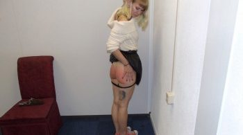 ac003c524414723 350x195 - real-life-spankings – MP4/Full HD – Sidney Bringing Sharon and they both get spanked