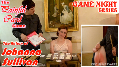 disciplinaryarts – MP4/Full HD – KYLE JOHNSON,JOHANNA SULLIVAN – GAME NIGHT SERIES THE PAINFUL CARD GAME FEATURING JOHANNA