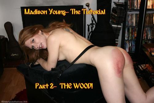 mad tut2 main m - dallasspankshard – MP4/SD – Madison Young - The Tutorial (Part 1-2)