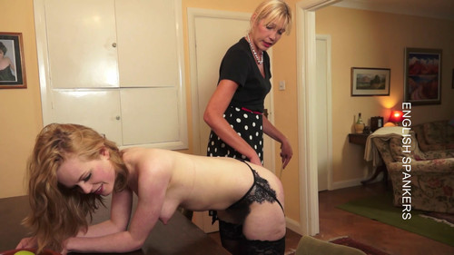snapshot20180502182148 m - english-spankers – Ella Hughes and Sarah Stern - MP4/Full HD – Submissive Slave Girl For Hire