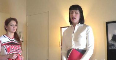 snapshot20180517115026 m 375x195 - firmhandspanking – MP4/HD – Belinda Lawson - Reform Academy DE/Stripped naked, Belinda Lawson learns obedience from a Reform Academy strap