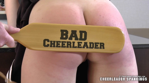 snapshot20180529115200 m - cheerleaderspankings – MP4/Full HD – Adriana Evans - Paddled By The Principal