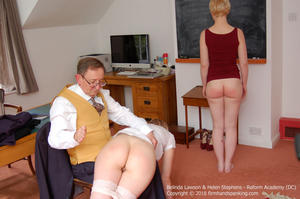 th 620719883 academy dc016 123 429lo - firmhandspanking – MP4/HD – Belinda Lawson - Reform Academy DC/Even the smallest offence earns a spanking: Belinda Lawson learns obedience!
